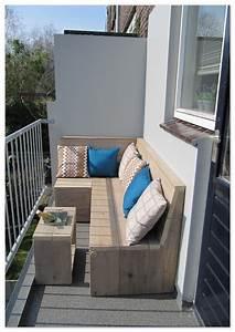 Kleine Wäschespinne Für Balkon : op een klein terras minder dan 1m diep kun je van een loungebank genieten een balkon ~ Markanthonyermac.com Haus und Dekorationen