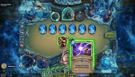 shaman deck to beat lich king 28 images icecrown
