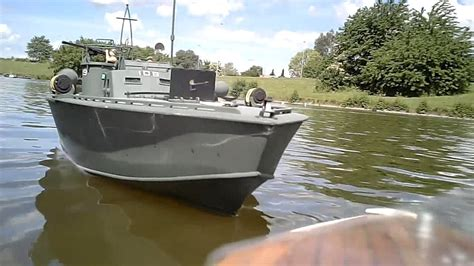 Elco Pt Boat Youtube by Midwest Pt 109 Elco 80 Class Scale Rc Torpedo Boat Youtube