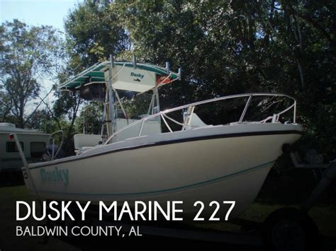 Dusky Boats Quality by Dusky Marine Boats For Sale