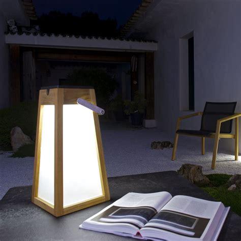 lanterne de jardin solaire tecka sel les jardins zendart design