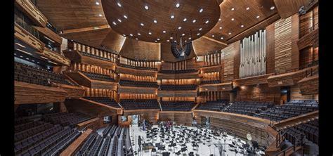 architecture studio grand auditorium de la maison de la radio