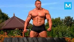 STRONGEST MMA FIGHTER - Mariusz Pudzianowski   Muscle ...