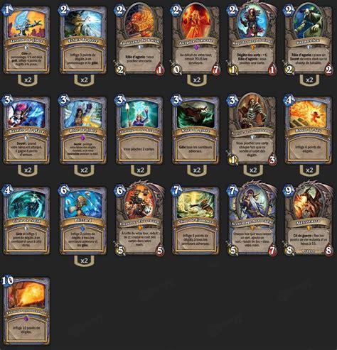 deck mage freeze tgt hearthstone heroes of warcraft mage jaina