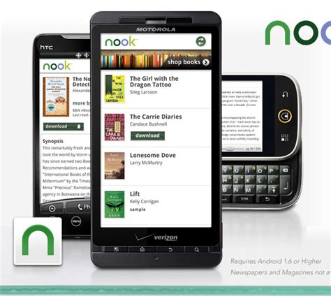barnes and noble app barnes and noble ereader for android
