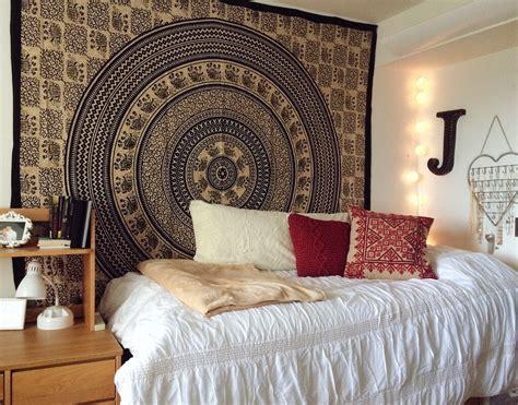 Northeastern University Dorm Room  Tapestry, Accent