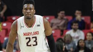 Terps' Bruno Fernando Sprains Ankle Against Ohio