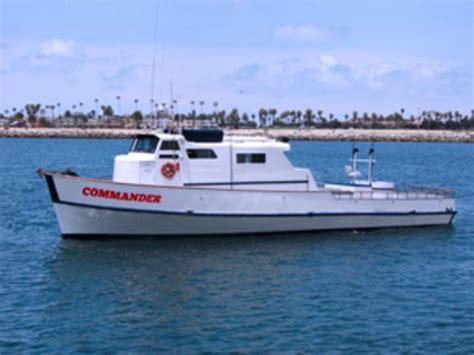 Long Beach Fishing Boat by Commander Sportfishing Long Beach Ca