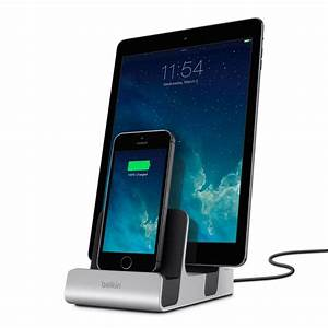 Ipad Iphone Ladestation : belkin powerhouse ladestation duo lightning connector elektronik ~ Markanthonyermac.com Haus und Dekorationen