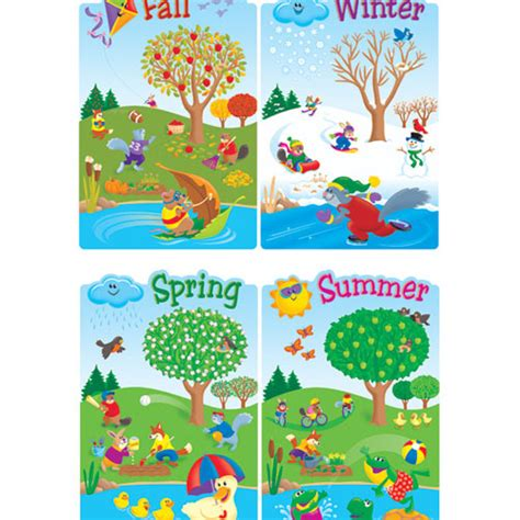 Seasons Preschool Seasons