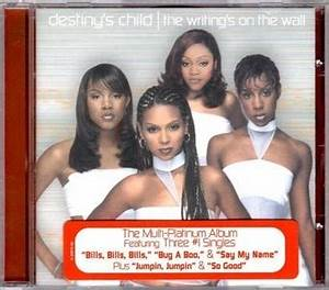 Destiny's Child The Writing's On The Wall Records, LPs ...