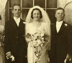 My great grandparents wedding day 1938. A Scottish and ...