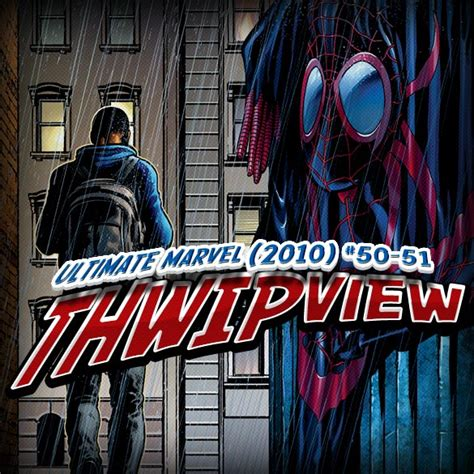 Thwip View 063  Ultimate Marvel (2010) #5051 Aracnofã