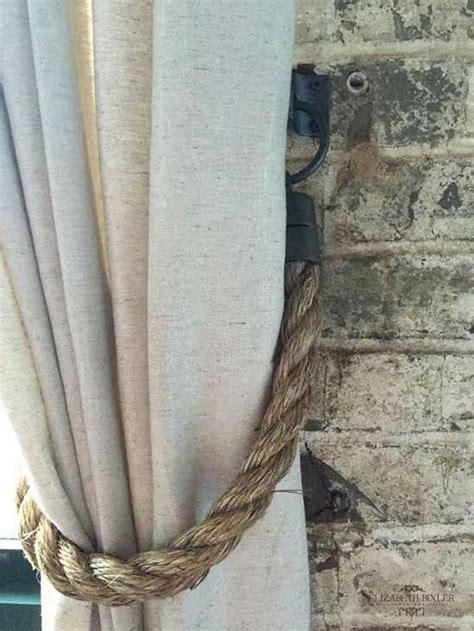 25 best ideas about curtain tiebacks on curtain holdbacks and