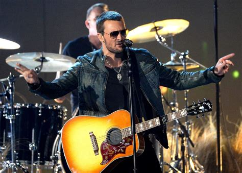 Country Artist Eric Church Will