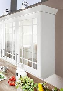 Hängeschrank Landhaus Weiß : landhaus einbauk che norina 9977 weiss lack k chenquelle ~ Whattoseeinmadrid.com Haus und Dekorationen