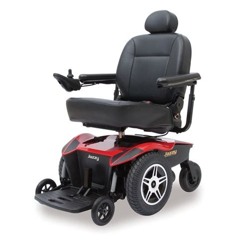 pride mobility jazzy select hd power wheelchair battery sp12 55