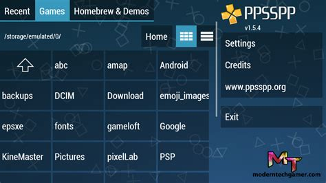 Psp Emulator Apk 1.6.3 Download For Android