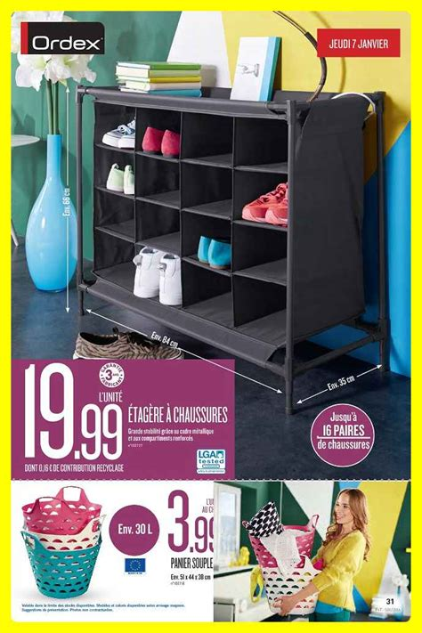 porte chaussures lidl