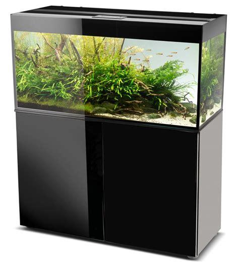 aquael glossy 120 noir laqu 233 aquarium 120 cm volume 260 l et 233 clairage leds tous les