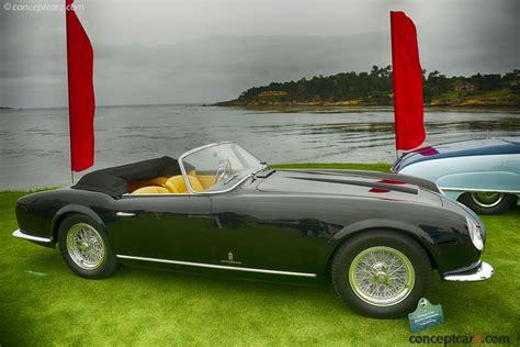 1955 Ferrari 375 Plus Image Chassis Number 0488am