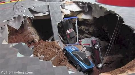 sinkholes classic rides modern cars and