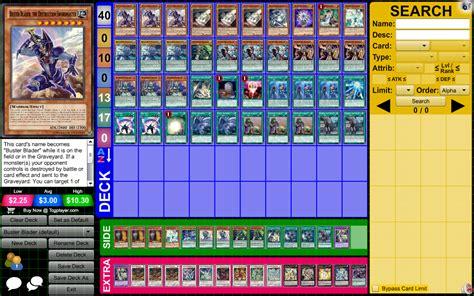 tcg buster blader magician yu gi oh tcg ocg decks yugioh card maker forum