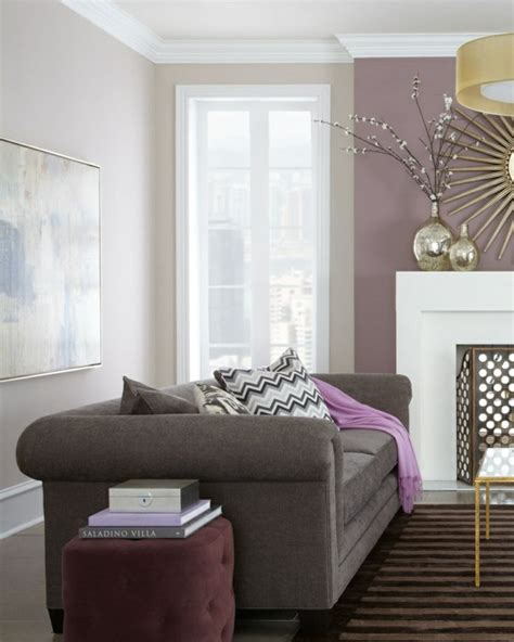 grey and purple living room pictures wall color gray the background color in every