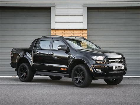 used 2016 ford ranger wildtrak 4x4 dcb tdci for sale in staffordshire pistonheads