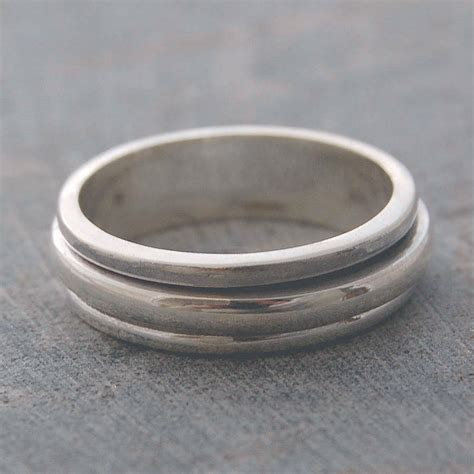 Sterling Silver Spin Ring By Otis Jaxon Silver Jewellery. Goldengagement Engagement Rings. Autumn Wedding Rings. 2 Birthstone Rings. Template Rings. Senior Year Rings. Black Granite Wedding Rings. Kevin Hart Wedding Rings. Green Onyx Rings
