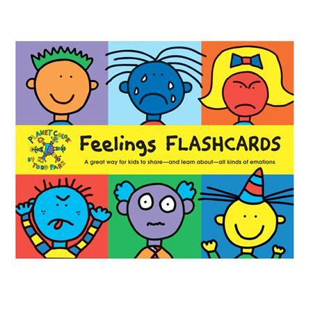 Feelings Flashcards By Chronicle Books  $1495 Great For Helping Children With Autism To