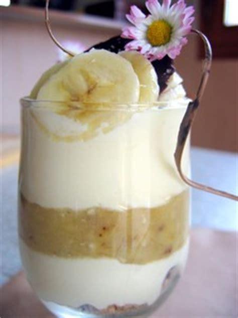 verrine bananes fa 231 on tiramisu recette