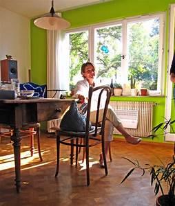 Maler Ideen Wohnzimmer : wohnraumgestaltung mit farbe ~ Markanthonyermac.com Haus und Dekorationen
