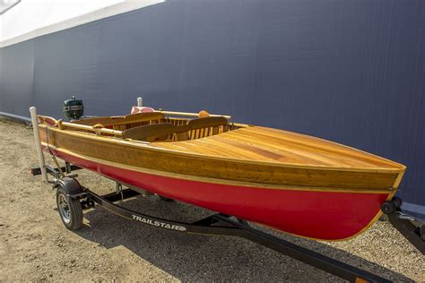 Used Boats Peterborough by Peterborough Zephy Cedar Strip 14 1941 For Sale For