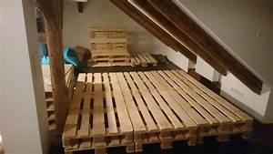 Bauanleitung Paletten Sofa : sofa couch wohnzimmer aus euro paletten diy manuel kuehner ~ Markanthonyermac.com Haus und Dekorationen