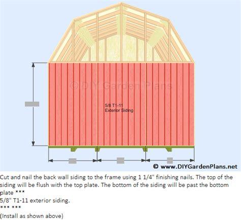 sallas detail diy 8x8 shed plans garden bridges