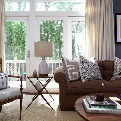 brown furniture living room ideas decorating living with and loving a brown sofa images
