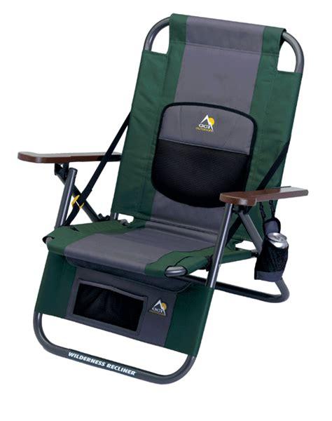 wilderness recliner by gci outdoor