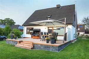 Sonnenschutz Für Terrasse : sonnenschutz auf balkon und terrasse ~ Markanthonyermac.com Haus und Dekorationen