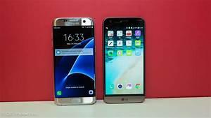 Samsung Galaxy Günstigster Preis : samsung galaxy s7 edge vs lg g5 vergleich technische daten bilder preis release ~ Markanthonyermac.com Haus und Dekorationen