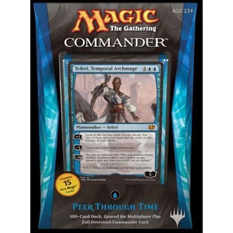 commander deck list autos post