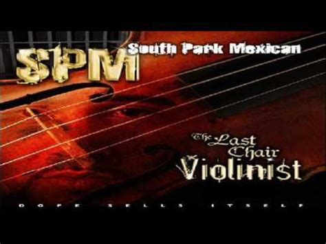spm swim the last chair violinist