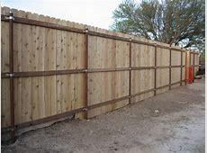 Wooden 4 Ft Vinyl Fence Panels — Design & Ideas Creating