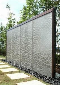 Trennwand Dachschräge Selber Bauen : sichtschutz aus glas die neusten tendenzen in 49 bilder ~ Markanthonyermac.com Haus und Dekorationen