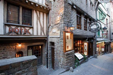 book hotel le mouton blanc le mont michel hotels