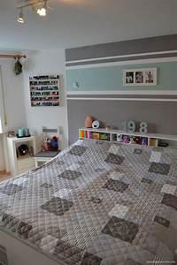 Schlafzimmer Wand Streichen Ideen. 37 wand ideen zum selbermachen ...