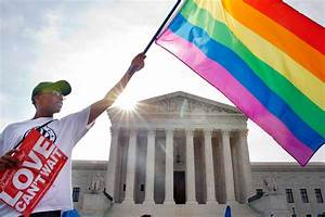 Gay Marriage US Supreme Court Ruling: Recognized ...