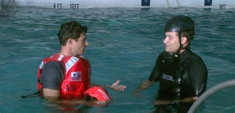 Boat Crash Good Morning America by Underwater Crash Survival Watch Gma Correspondent Matt