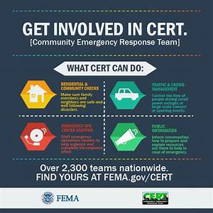 CERT | Mayor's Office of Emergency Management