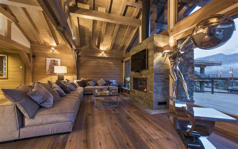 luxury ski chalet chalet opale tignes firefly collection